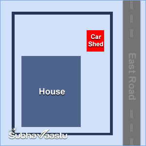 vastu for car parking in Tamil