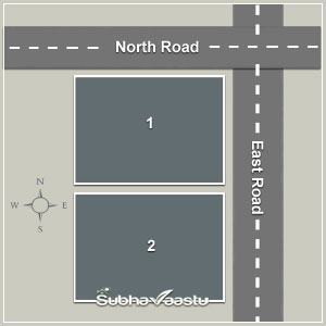 vastu for east facing house in telugu