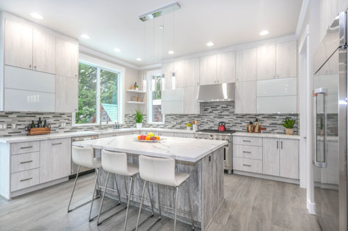 Island in Kitchen as per vastu shastra