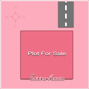 Plot and vastu shastra