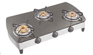 Three Burners Vastu