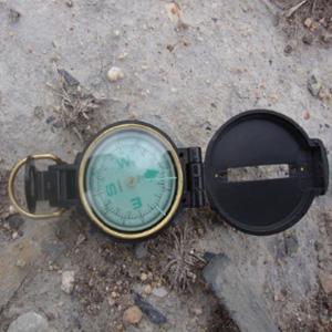 Compass Near View