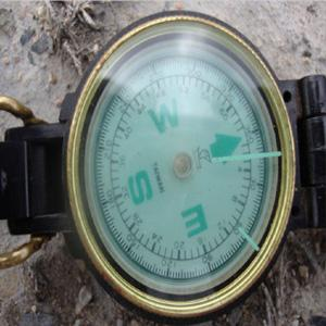 Closed compass