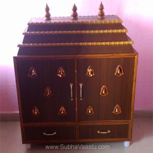 vastu pooja room facing