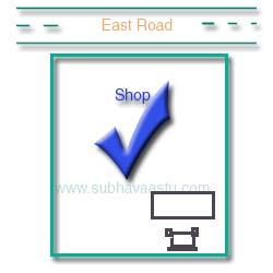 Vastu and East Face Shops