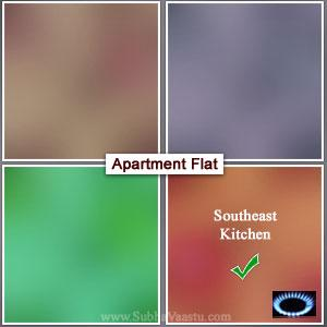 Apartment and Vastu Shastra