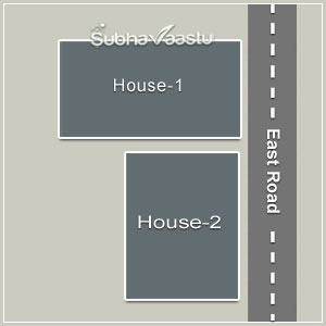 East Facing Flat Vastu
