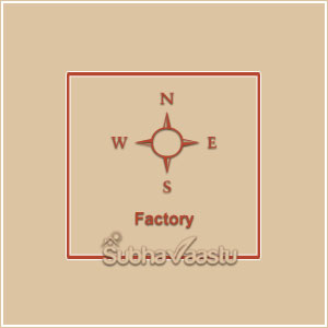 Vastu for factory in Hindi