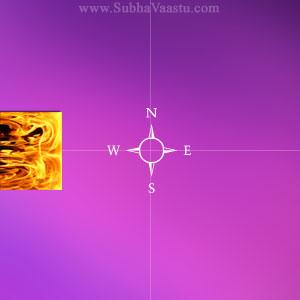 Vastu for West Kitchen at Hotels