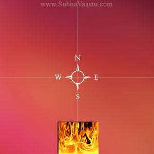 Vastu for South Kitchen at Hotels