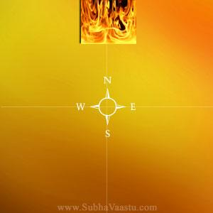 Vastu for North Kitchen at Hotels