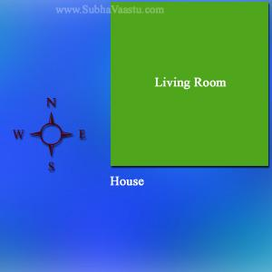 Vastu for Living Room