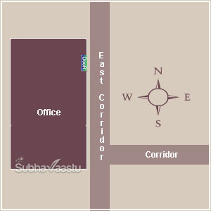 vastu office at home