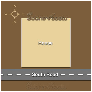 Vastu for South facing properties