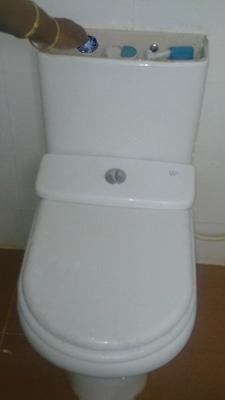 Good maintenance of Commode