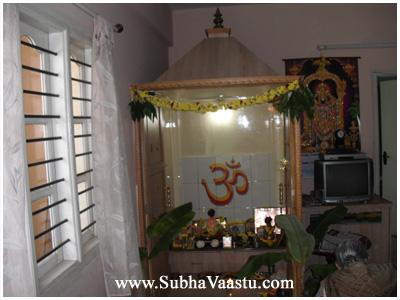Another Pooja Room Model
