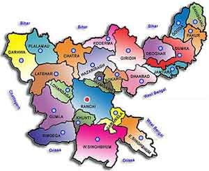 Jharkhand State in India